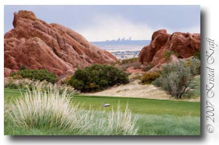 Denver Golf at Arrowhead