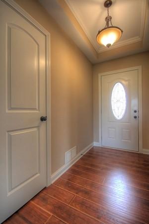 New Home Foyer