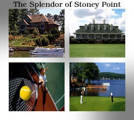 stoney point on lake greenwood