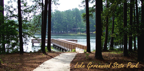 Lake Greenwood State Park