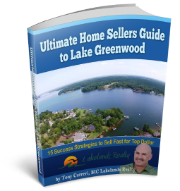 Sell your lake greenwood home