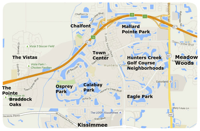 Hunters Creek Florida Hunters Creek Homes For Sale