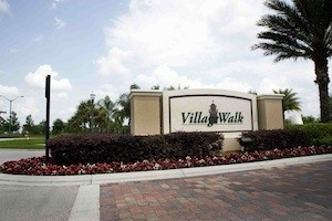village walk in lake nona florida