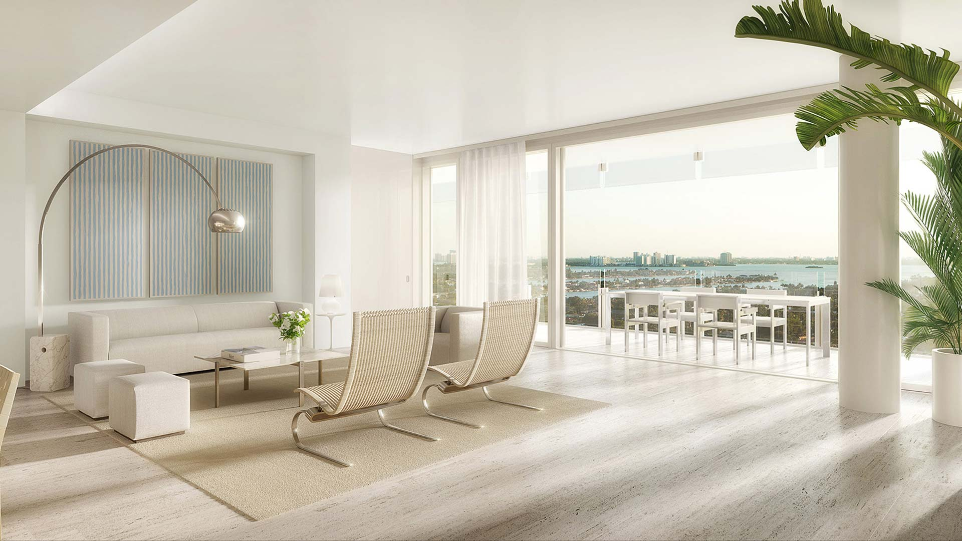 The Surf Club Four Seasons Residences Surfside New Construction
