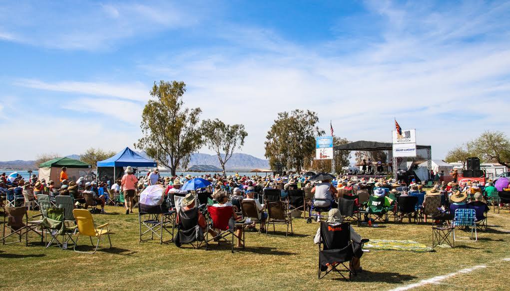 Lake Havasu bluegrass music festival