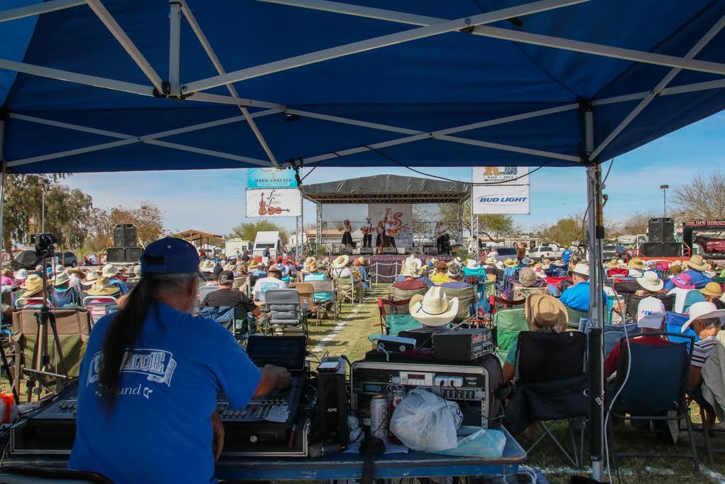 Lake Havasu Bluegrass Festival