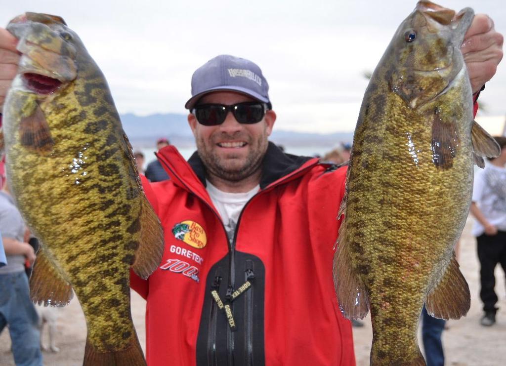 Lake Havasu New Horizons Charity Bass Tournament