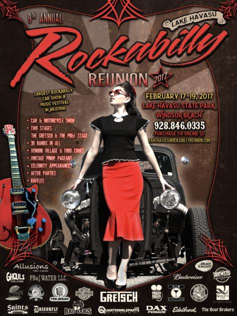 Rockabilly Reunion Lake Havasu City