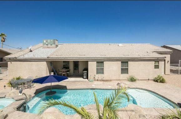 newer pool home for sale in lake havasu city