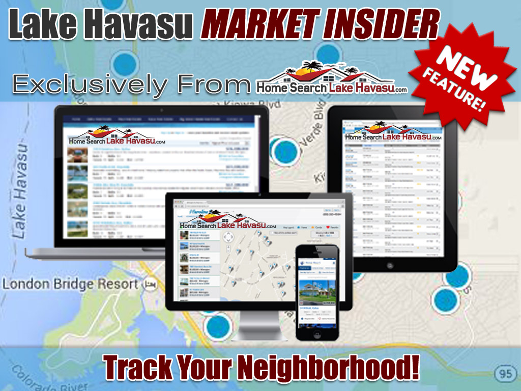 Lake Havasu City Real Estate Market Conditions and Market Insider Reports
