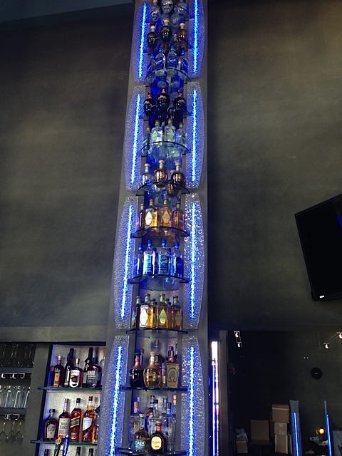 Tequila Tower at Coba