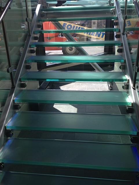 Stairs at Coba