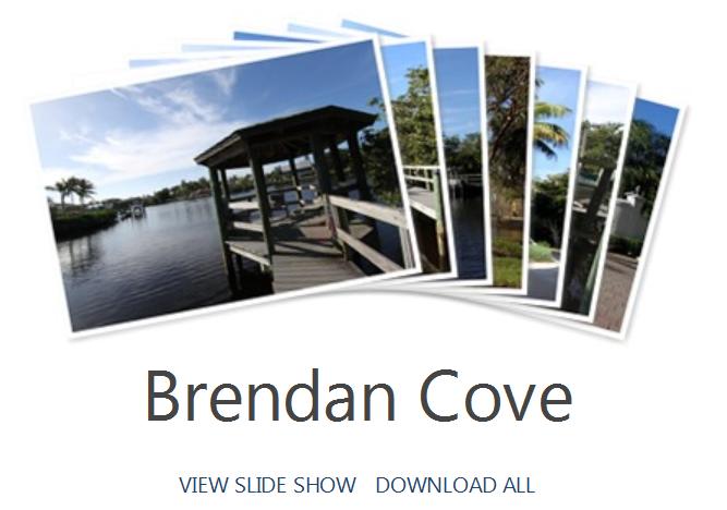 Brendan Cove Photo Album