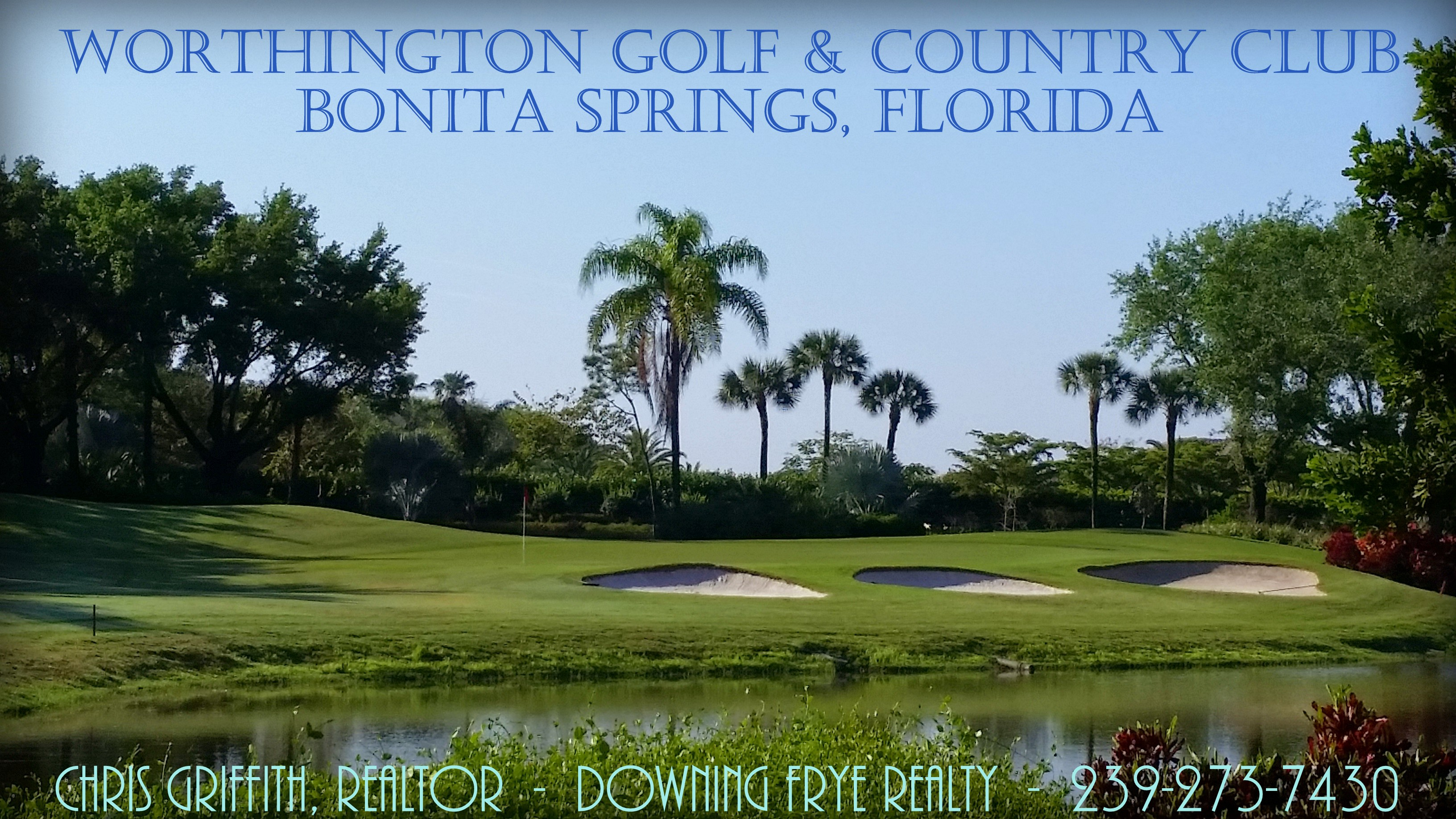 Golf in Bonita Spring