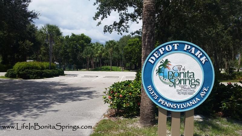 Depot Park Bonita Springs