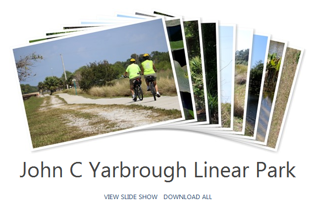 John C Yarbrough Linear Park