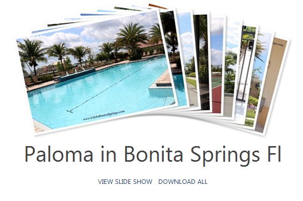 Paloma Bonita Springs Photos