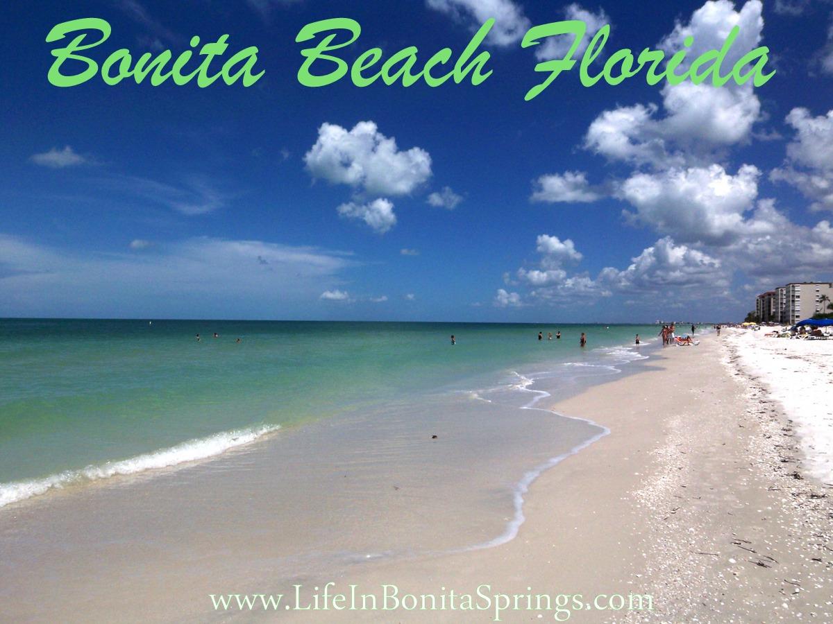 Bonita Beach Parking