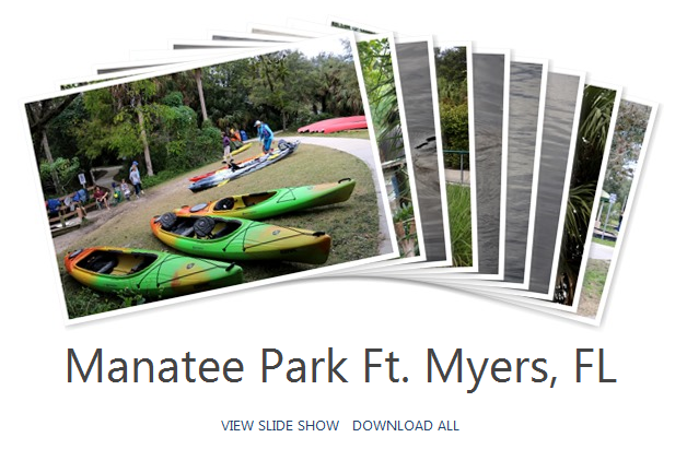 Manatee Park Fort Myers Florida