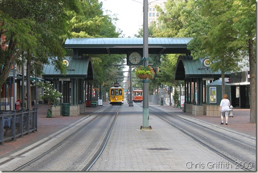 Memphis Trolly Cars