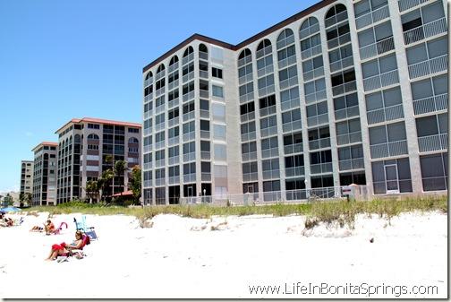 Casa Bonita From Bonita  Beach