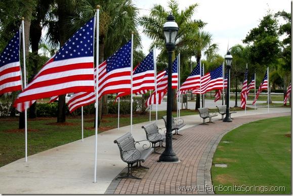 flag Bonita Springs