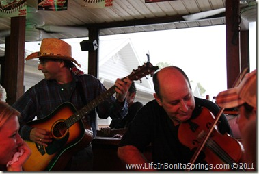 Buffalo Chips Musicians