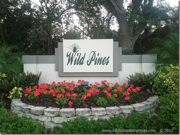 Wild Pines Bonita Bay