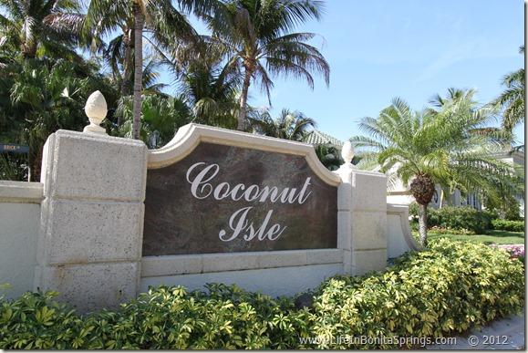 Coconut Isle Bonita Bay