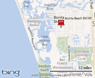 Bonita Shores Bonita Springs Florida