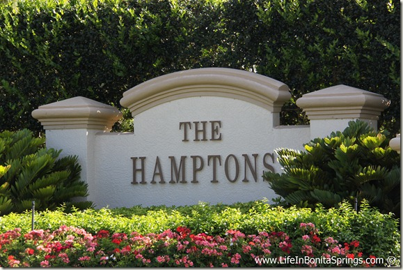 The Hamptons Bonita Bay