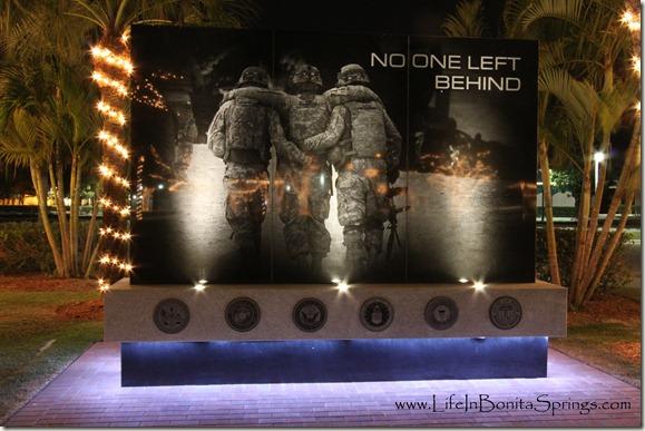 Veterans Memorial Christmas