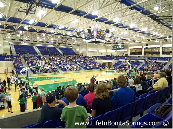 FGCU Basketball Stadium