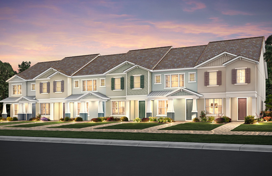 Mallory Park Townhome Series