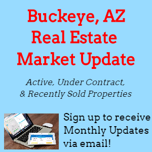 Buckeye, AZ Real Estate Market Update