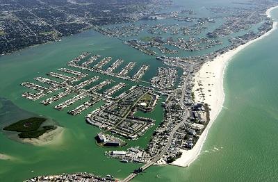 South Beach Condo Treasure Island