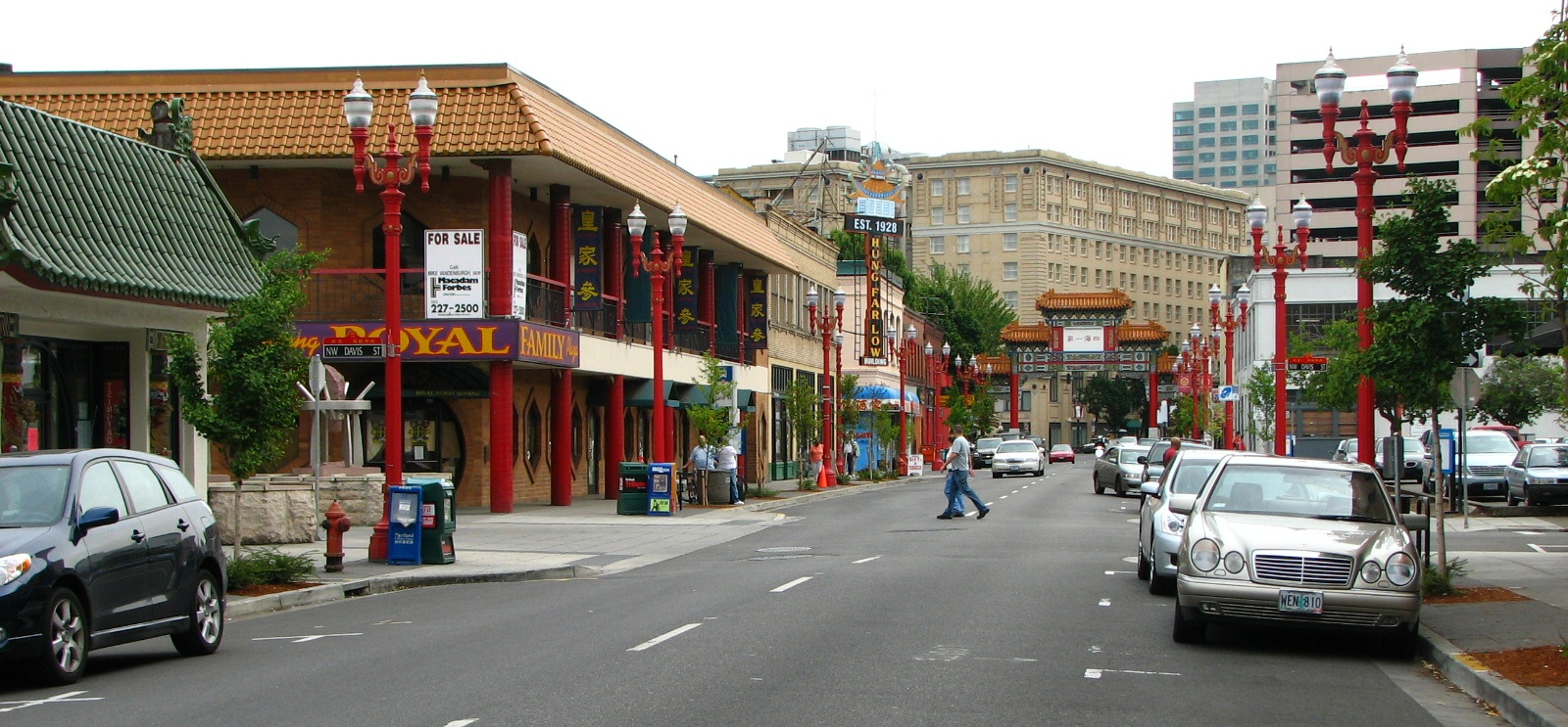 old town chinatown