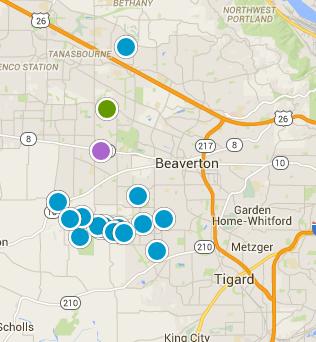 Beaverton Real Estate search