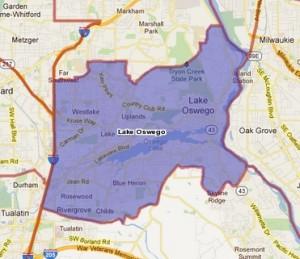 Lake Oswego Real Estate Search