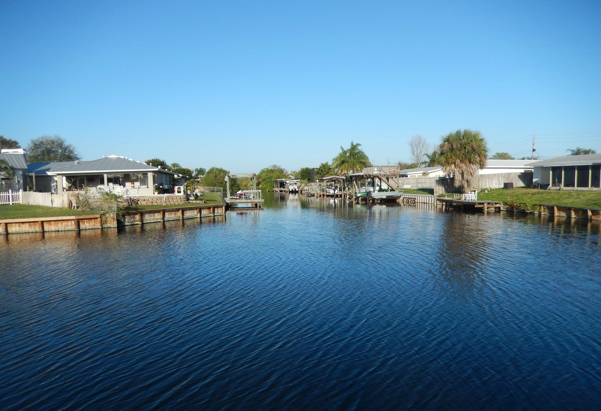 Waterfront Home For Sale Merritt Island And Cocoa Beach Fl