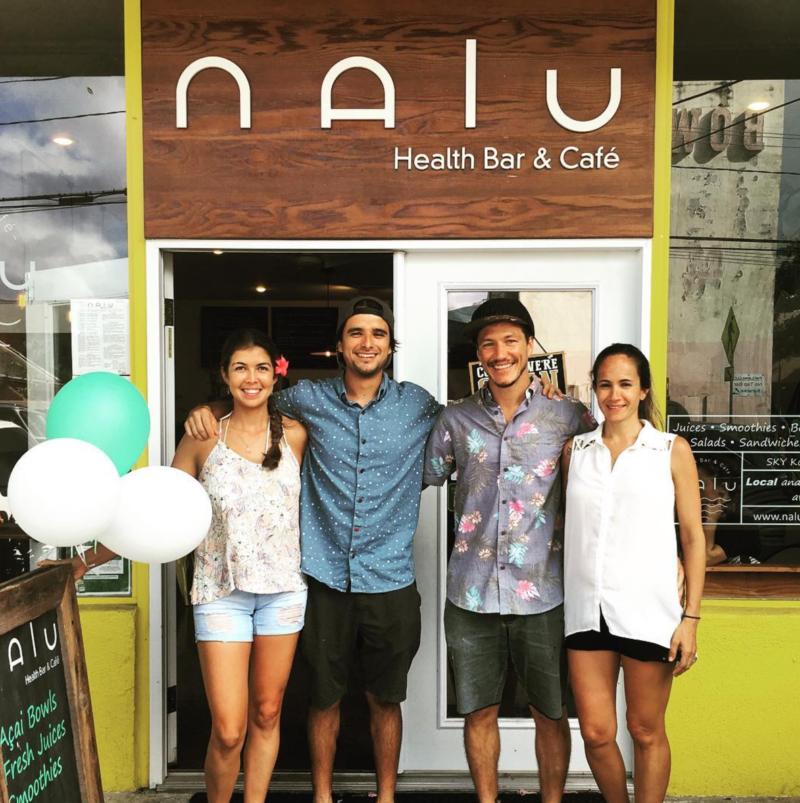 Nalu Health Bar Kakaako