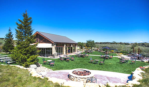 Rural Paso Robles Winery
