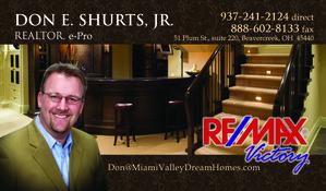 Dayton RE/MAX agent Don Shurts