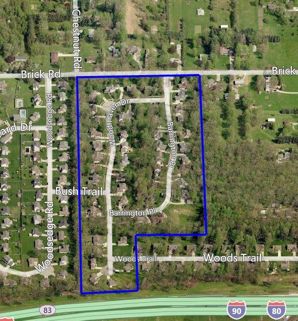 Partridge Creek Real Estate Listings: Barrington Woods