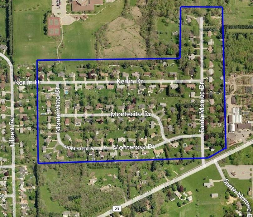 Partridge Creek Real Estate Listings: Dawn Manor