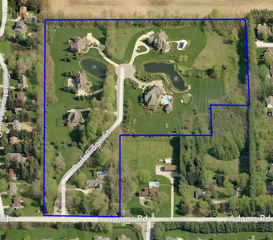Partridge Creek Real Estate Listings: Park Ridge
