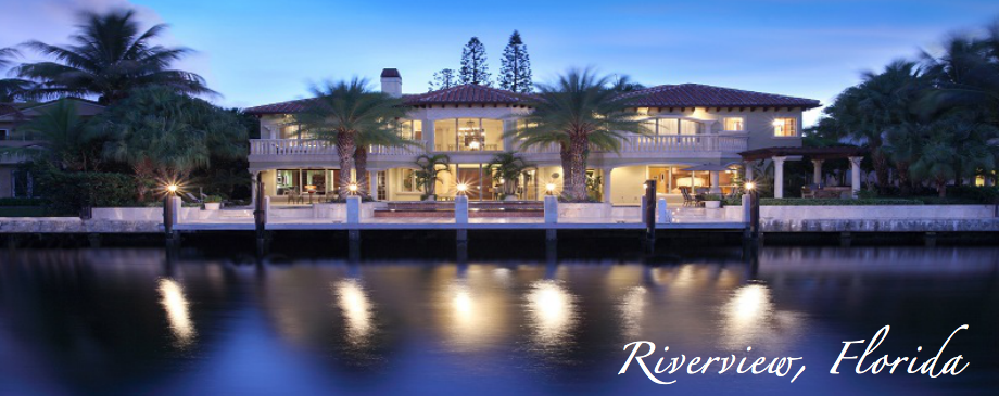 Riverview Waterfront Homes For Sale Riverview Fl