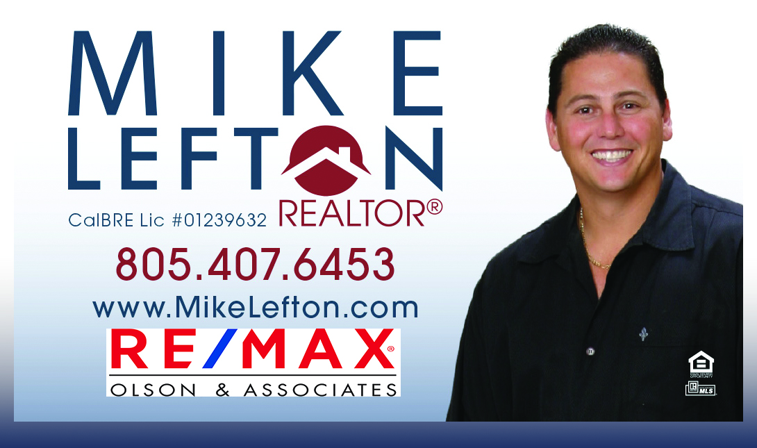 Mike Lefton Real Estate Agent