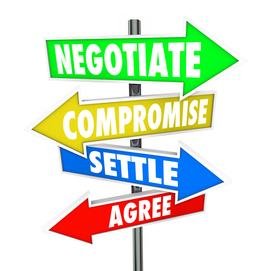 negotiating a all or nothing deal in Simi Valley