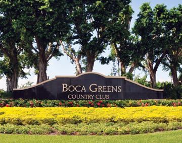 Boca Greens